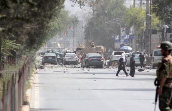 ABD'nin Kabil Büyükelçiliği yakınlarında patlama: Çok sayıda ölü var
