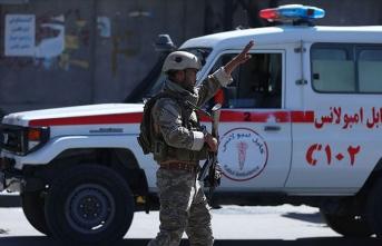 Afganistan'da büyük patlama! En az 7  ölü, 93 yaralı