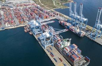 Ağustos ayında ihracat arttı, ithalat azaldı
