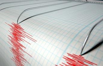 Çankırı'da peş peşe depremler!