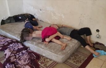 Antalya'da dört çocuk koruma altına alındı