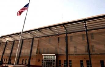Bağdat'ta ABD Büyükelçiliği yakınında havan topu saldırısı
