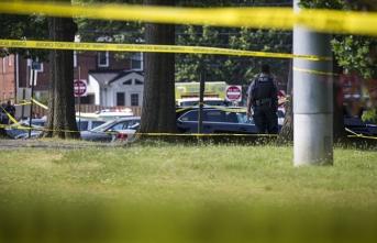 Beyaz Saray yakınlarında silahlı saldırı: Ölü ve yaralılar var