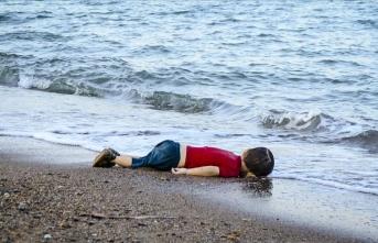Ölümüyle göçmenlerin yaşadığı dramı gözler önüne serdi!