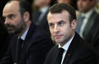 Macron'dan Arnavutluk başbakanına milli marş özrü