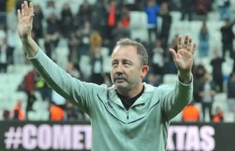 Sergen Yalçın Beşiktaş'ta ilk idmana çıktı!