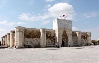 Sultanhanı Kervansarayı için hedef 1 milyon turist!