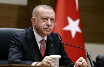 Erdoğan'dan 3 partiye harekat bilgilendirmesi