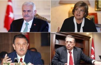 Eski başbakanlardan Barış Pınarı Harekatı'na destek
