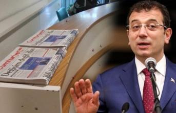 İBB'den Cumhuriyet gazetesine aylık 341 bin TL ödeme!