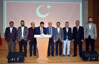 Oda, borsa ve STK'lardan 'Barış Pınarı'na tam destek