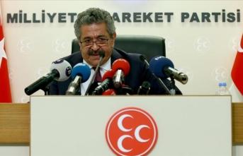 'PYD/YPG'yi PKK'dan ayrı örgüt olarak tarif etmek ülkemize ihanettir'