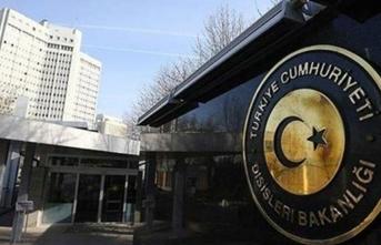 Skandal hamle sonrası Türkiye'den ABD'ye nota!