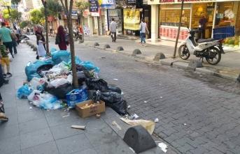 Yine CHP belediyesi, yine çöp dağları!