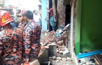 Bangladeş'te patlama! Çok sayıda ölü ve yaralı var