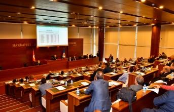 Büyükşehir Belediyesi ve ilçe belediyelerinin 2020 yılı bütçeleri onaylandı