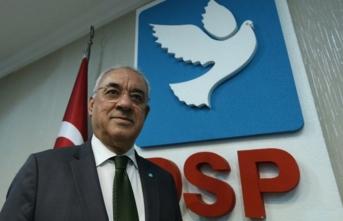 DSP Genel Başkanı'ndan ilginç CHP çıkışı: Bu tip entrikalar...