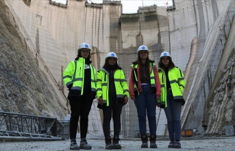 Milli sermayeli en yüksek baraja kadın eli!