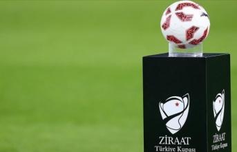 Ziraat Türkiye Kupası'nda 4. tur maçları tamamlandı