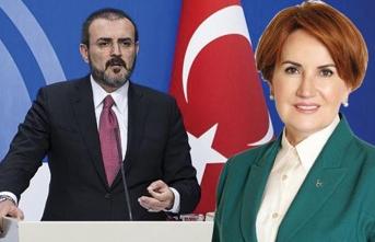 AK Parti'den, 'Vekil veririm' diyen Akşener'e sert cevap