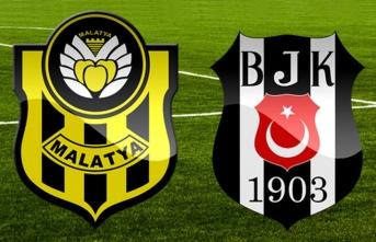 Beşiktaş - Yeni Malatyaspor! Muhtemel 11'ler