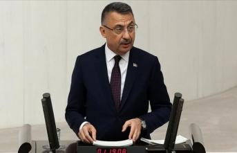 Cumhurbaşkanı Yardımcısı Oktay'dan ABD'ye sert tepki