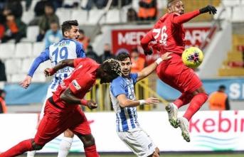 Gaziantep deplasmanda 4 golle kazandı