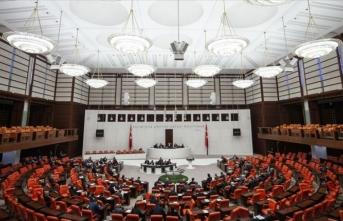 İçişleri Bakanlığına ilişkin yeni düzenlemeler teklifinin iki maddesi daha kabul edildi