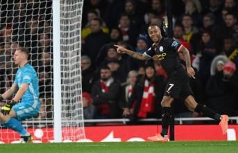 Manchester City, Arsenal deplasmanında 3 golle kazandı