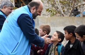 Türkiye Diyanet Vakfı'ndan İdlib'de okul