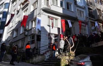 Ahmet Hamdi Tanpınar'ın hatıraları Beyoğlu'nda yaşatılıyor