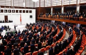 AK Parti duyurdu: Meclis'e sunuldu