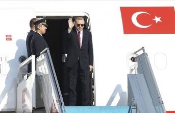 Cumhurbaşkanı Erdoğan'dan Afrika adımı!