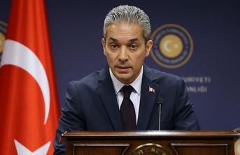 'Yardım uçağını engelleme' yalanına Türkiye'den çok sert cevap