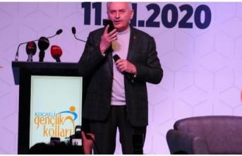 Erdoğan gençlere böyle seslendi: Ciddi bir sıçrama noktasındayız