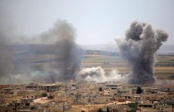 Esed rejimi İdlib'e saldırdı: 3 sivil öldü