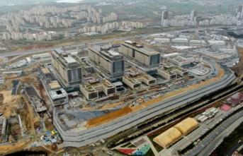 İBB, şehir hastanesinin yol inşaatlarını durdurdu