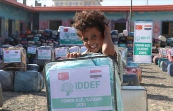 İDDEF'ten dünyanın dört bir yanında insani yardım
