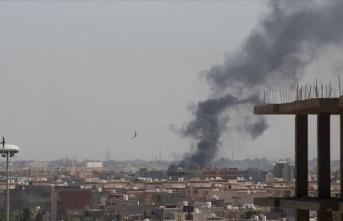 Libya'da darbeci Hafter saldırılarını sürdürüyor!