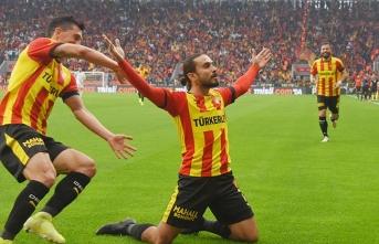Tarihi maçın galibi Göztepe! Beşiktaş ağır yaralı...