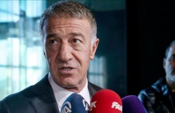 'Trabzonspor Kulübünün teknik direktörü Hüseyin Çimşir'dir'