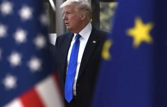 Trump'tan AB'ye tehdit