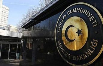 Türkiye'den, Burkina Faso'daki saldırıya kınama