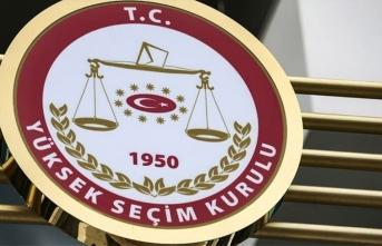 YSK'da seçim süreci tamamlandı