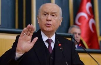 Bahçeli'den Kılıçdaroğlu'na sert sözler! 'Bağını koparmış...'