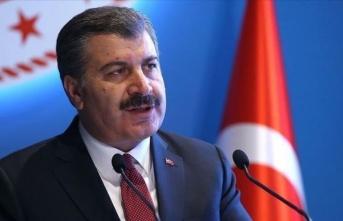 Bakan Koca'dan MHP Genel Başkanı Bahçeli'ye sağlık personeli adına teşekkür