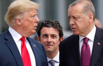 Trump'tan Türkiye açıklaması! 'Dün Erdoğan'la konuştum...'