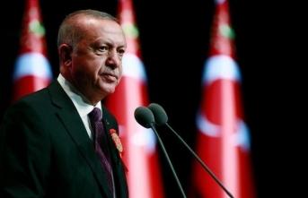 Erdoğan'dan hayatını kaybedenlerin ailelerine başsağlığı