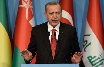 Erdoğan: ABD'nin hayaline izin vermeyeceğiz!
