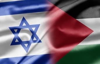 Filistin ile İsrail uzlaştı!